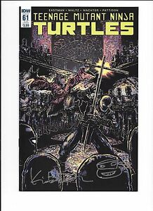 Teenage-Mutant-Ninja-Turtles-61-signed-with-a-sketch-by-Kevin-Eastman