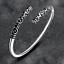 Handmade-Men-Thai-Silver-Vintage-Women-Bangle-Bracelet-Open-Cuff-Gift-Jewelry Indexbild 3