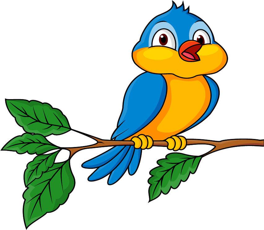 Pegatinas Niño Pájaro Rama Ref 3654 (Größes de 10cma 130cm de Ancho)