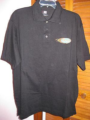 ANVIL Jeff Gordon #24 Mario Andretti Racing School Black Shirt Size XL  NWT