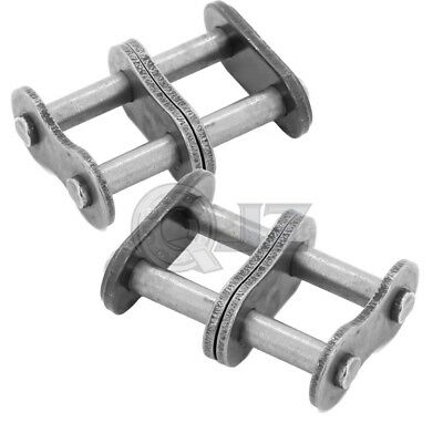 1x10ft of 60-2R Roller Chain Assembly Links Replacement Brand New QJZ # 60-2R