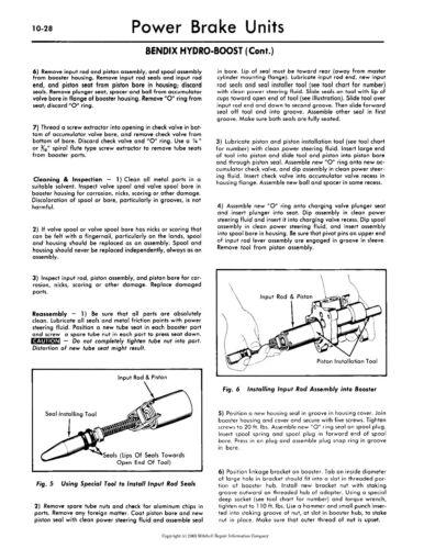 GM 2771004 Hydroboost Repair Kit Complete Seal Kit Exact Duplicate