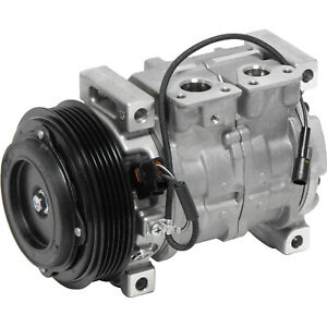 AC COMPRESSOR CLUTCH FOR 2002-2007 SUZUKI AERIO 2.0L 2.3L 97340 REMAN