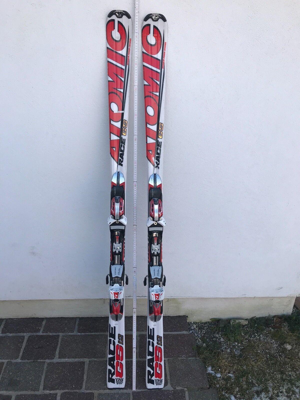 Atomic Race GS - Länge 170cm 170cm 170cm + Bindung e3ed44