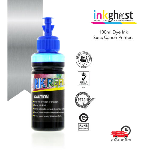 Bulk Refill ink for Canon BCI-3eBK BCI-6 IP3000 IP4000 IP5000 IP6000 MP780 CISS