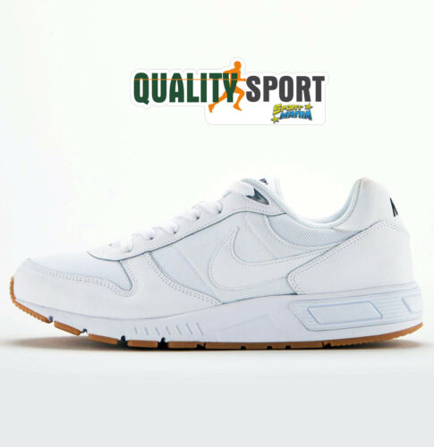 Nightgazer 101 Shoes Sneakers Bianco 644402 Nike Sportive Uomo Scarpe Af8ddqwP