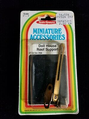 1:12 scale Dollhouse Miniature~Realife//Scientific Models-825 Drawer-Pulls  #52