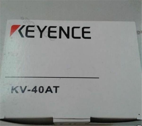 1Pcs New Keyence KV-40AT qo