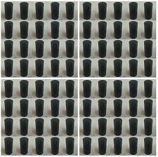 SHRINK CAPSULES 100 LARGE BLACK JUMBO WINERY QUALITY HEAT CAPS WINEMAKING BOTTLE