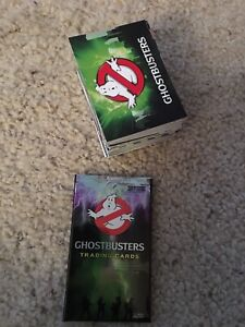 2016-Cryptozoic-Ghostbusters-Complete-97-Card-Set-Base-Set-amp-5-Subsets-amp-Wrapper