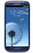 Samsung Galaxy S3 16GB Blue Verizon Cell Smart Phone 4G LTE Touchscreen Andriod