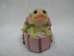 Whimsical World Of Pocket Dragons Hatbox Hideaway Real Musgrave NIB