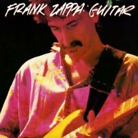 Frank Zappa - Guitar [new Cd]