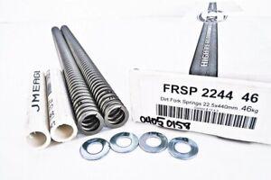 FRSP 444646 Race Tech Suspension .46 kg//mm Fork Springs