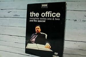 The Office UK BBC Complete Series 1 & 2 Region 1 DVD 4