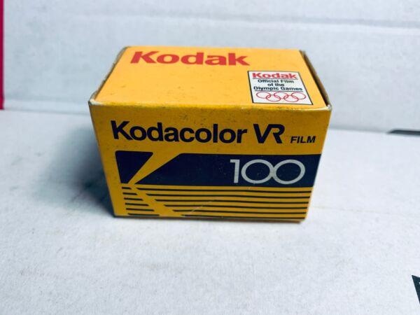 35mm Film Pellicule Photo Lot De 10 X Kodacolor Vr 100 Cp 135-24 Exp - Date Out Ture 100% Garantie