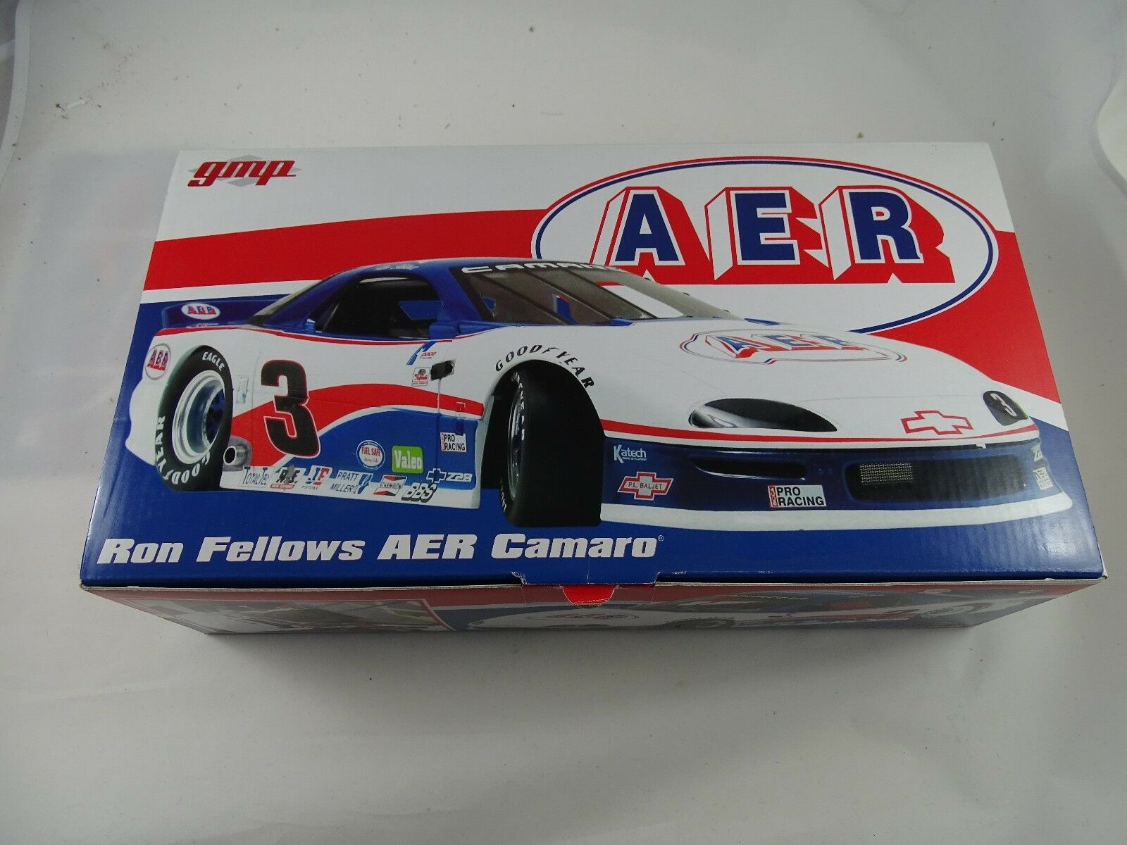 1:18 GMP  13010 - Ron Fellows aer Camaro  3 Limited Edition 1000st. rarità