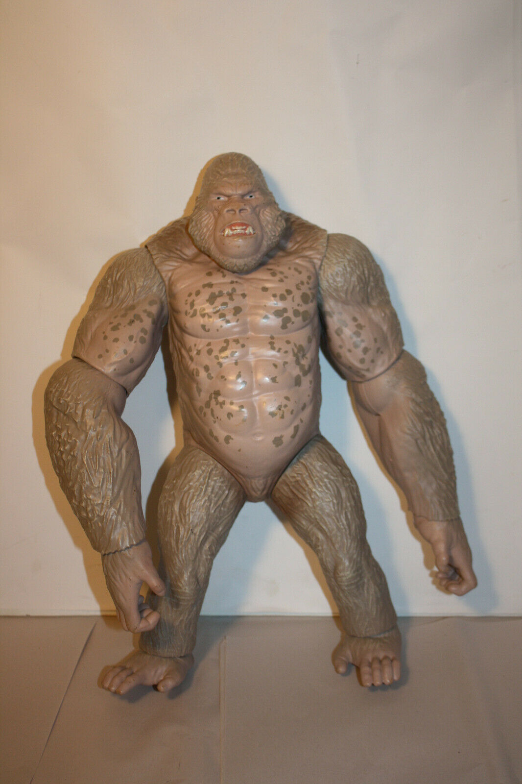 Rampage The Movie 16 Articulated Gorilla George Mega Action