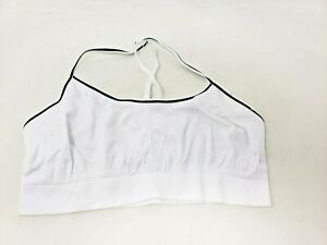 85ac230459 COOBIE CROSS STRAP SEAMLESS BRA STYLE 9054 SIZE LARGE NEW WITH TAGS ...