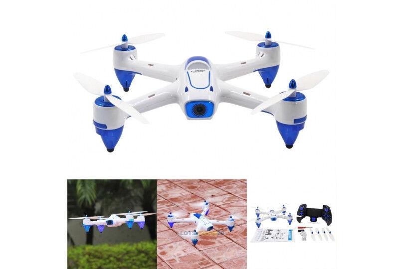 XBM55 Headless Mode w HD WiFi Camera RC Quadcopter Drone by T-Smart