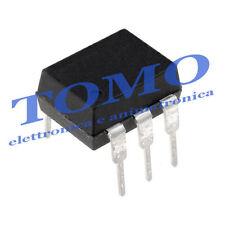 Optoisolatore 4N25 uscita a transistor DIP6 THT