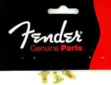 FENDER TENDICORDE GOLD STRING GUIDES usa STANDARD tele stratocaster 003947049