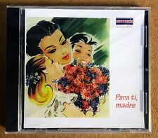 VARIOS ARTISTAS - PARA TI MADRE - CD (LEER DESCRIPCION ANTES DE COMPRAR)