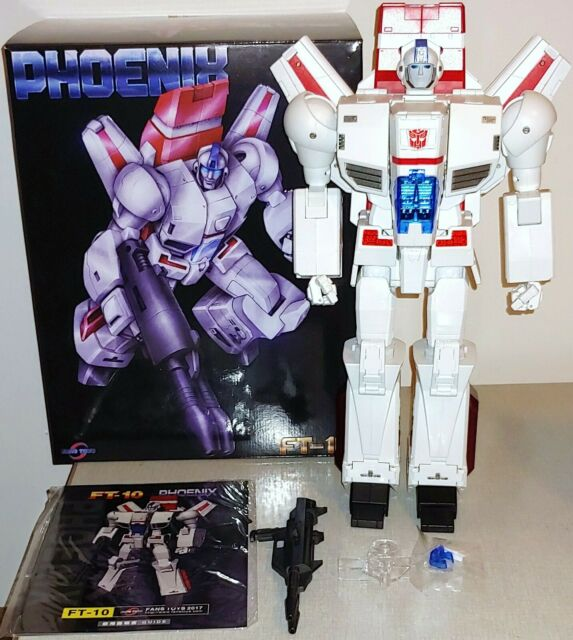 Fans Toys FT-10 Phoenix First Release 3rd Party Transformers Masterpiece Skyfire