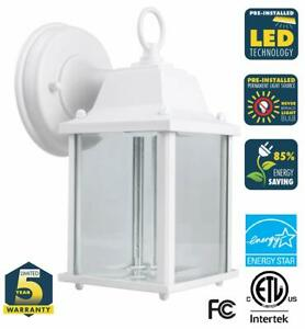 CORAMDEO-Outdoor-LED-Wall-Sconce-Light-Durable-Cast-Aluminum