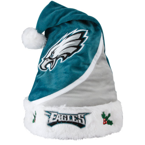 6cf3569c8fa828 ... coupon code for philadelphia eagles nfl forever collectibles holiday  christmas santa hat nwt ab266 0cb72 ...