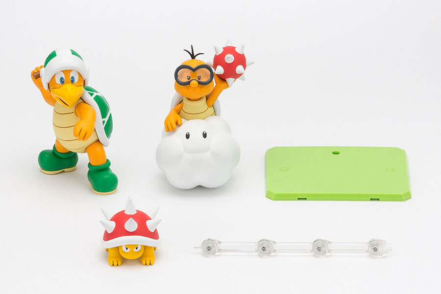 Super Mario Diorama E S.H. SH Figuarts TAMASHII WEB EXCUSIVE BANDAI