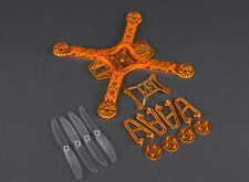 FPV250 Orange Ghost Edition LED Night Flyer V4 FPV Quad Copter Frame kit Multi