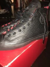 PLAY CLOTHS X PRO KEDS BLK LEATHER SNEAKERS SZ 8.5 !!!!! NIKE, BOOST