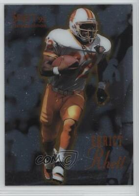 1995 Select Certified Edition Few Dufex //2250 Errict Rhett #12