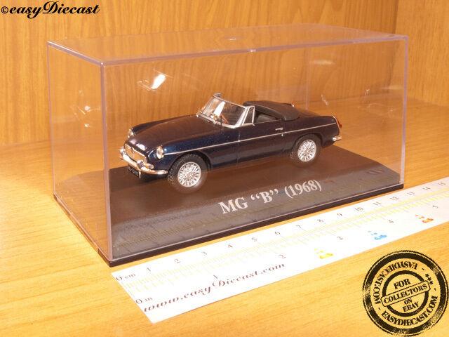 MG -B- MGB 1968 1 43 MINT