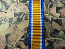 Medal Ribbon Miniature - WWI War Medal 1914 - 1920