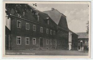 Ansichtskarte Kleinwelka in Sachsen - Blick auf das Schwesternhaus Ladengeschäft