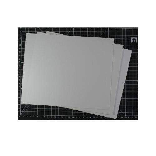 Kromlech Krma028 Modélisme Carte Plastique Plasticard 0.25mm Blanc 3