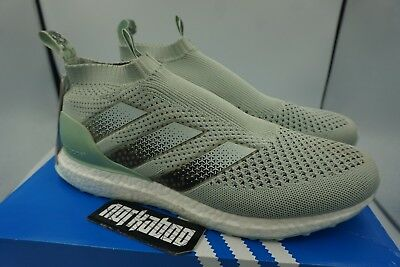 Adidas Ace16+ PureControl Ultra Boost Vapour Green BY1599 mint white teal | eBay