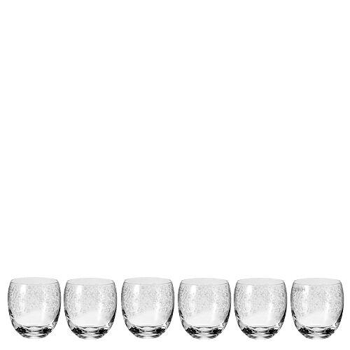 Leonardo Set//6 WH Becher Chateau Whiskybecher Wassergläser Gläserset Gravur