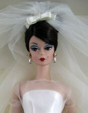 Beautiful Silkstone Maria Therese Bride Barbie NRFB