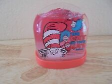 Vintage Dr. Seuss' Cat in the Hat Water Globe