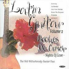 Latin Guitar 2 Noches De Amor Nights of Love