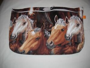 Breyer-extended-pony-pouch-pocket-traditional-classic-custom-model-horse-fabric