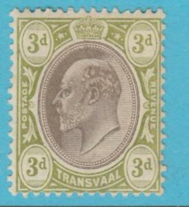 TRANSVAAL-272-MINT-HINGED-OG-NO-FAULTS-EXTRA-FINE