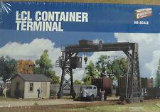 Walthers... LCL Container Terminal Spur H0 (16,5mm)  Gebäude,Zubehör 933-3174