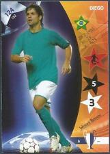 PANINI UEFA CHAMPIONS LEAGUE 2007- #124-WERDER BREMEN-DIEGO