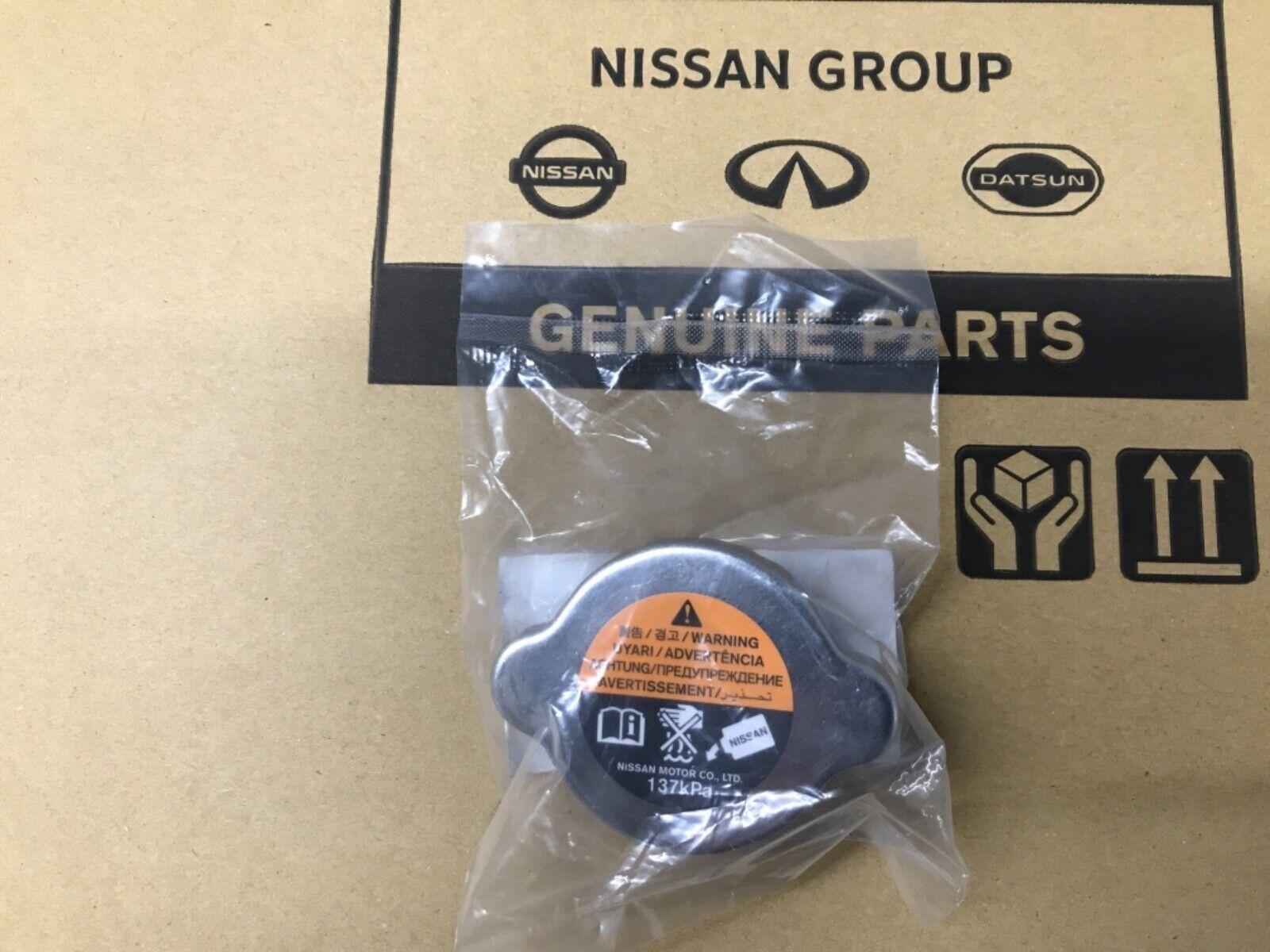 NEW OEM NISSAN INFINITI Radiator Cap 137kPa 214308999C G37 EX35 FX35 M37 Q50 Q60