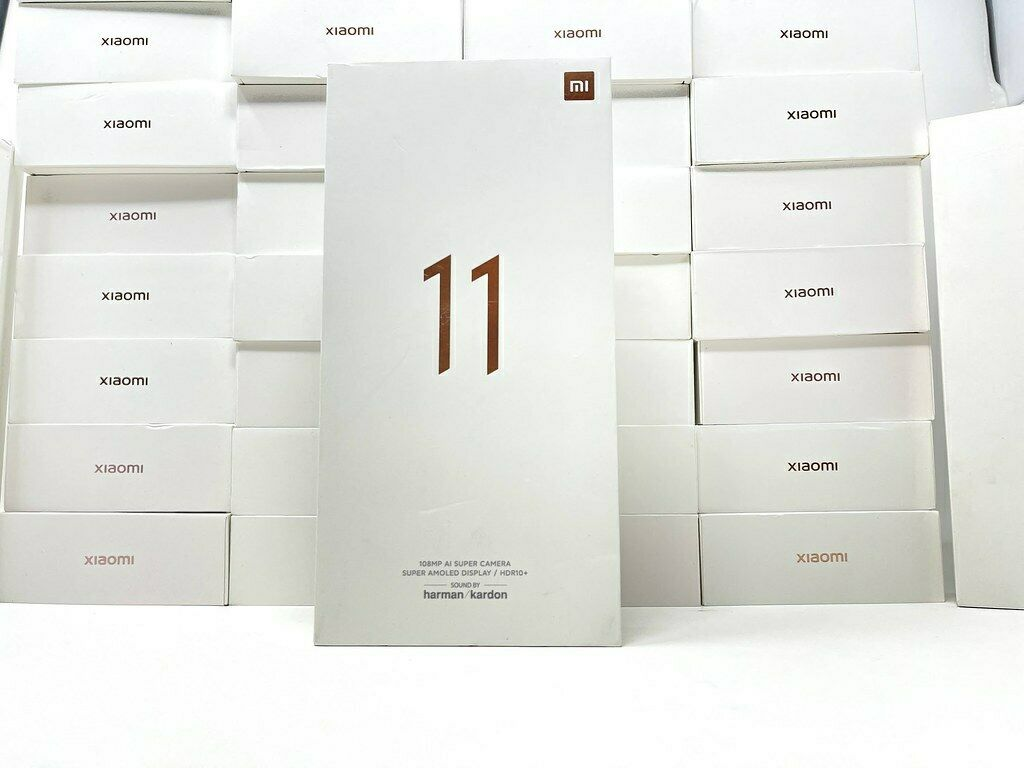 Xiaomi Mi 11 256GB 8GB RAM | SNAPDRAGON 888 | FACTORY UNLOCKED | ALL 4 COLORS!. Buy it now for 759.99