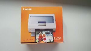 Imprimante-CANON-SELPHY-CP400-etat-neuf